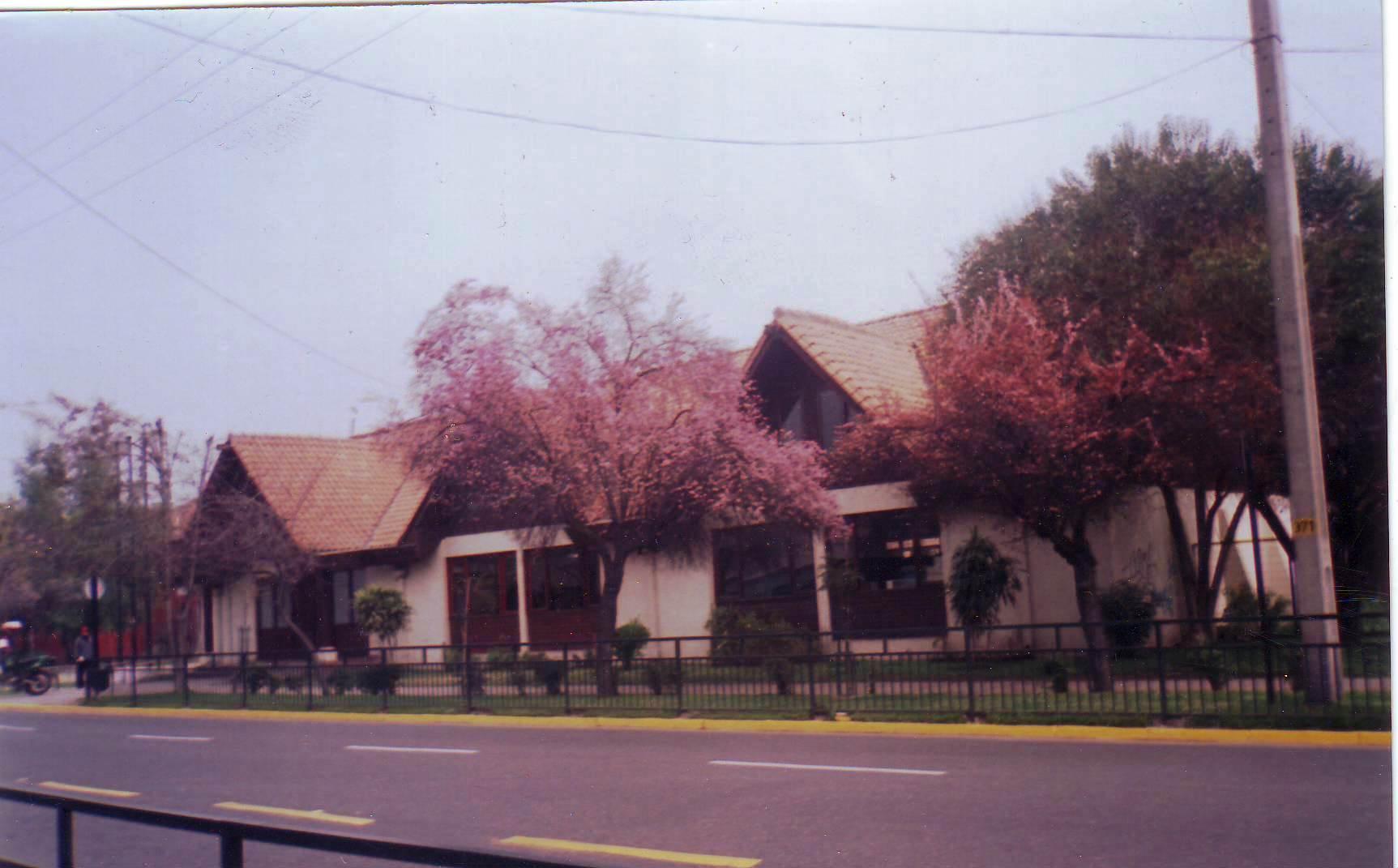 Antigua Biblioteca 13 c 2001