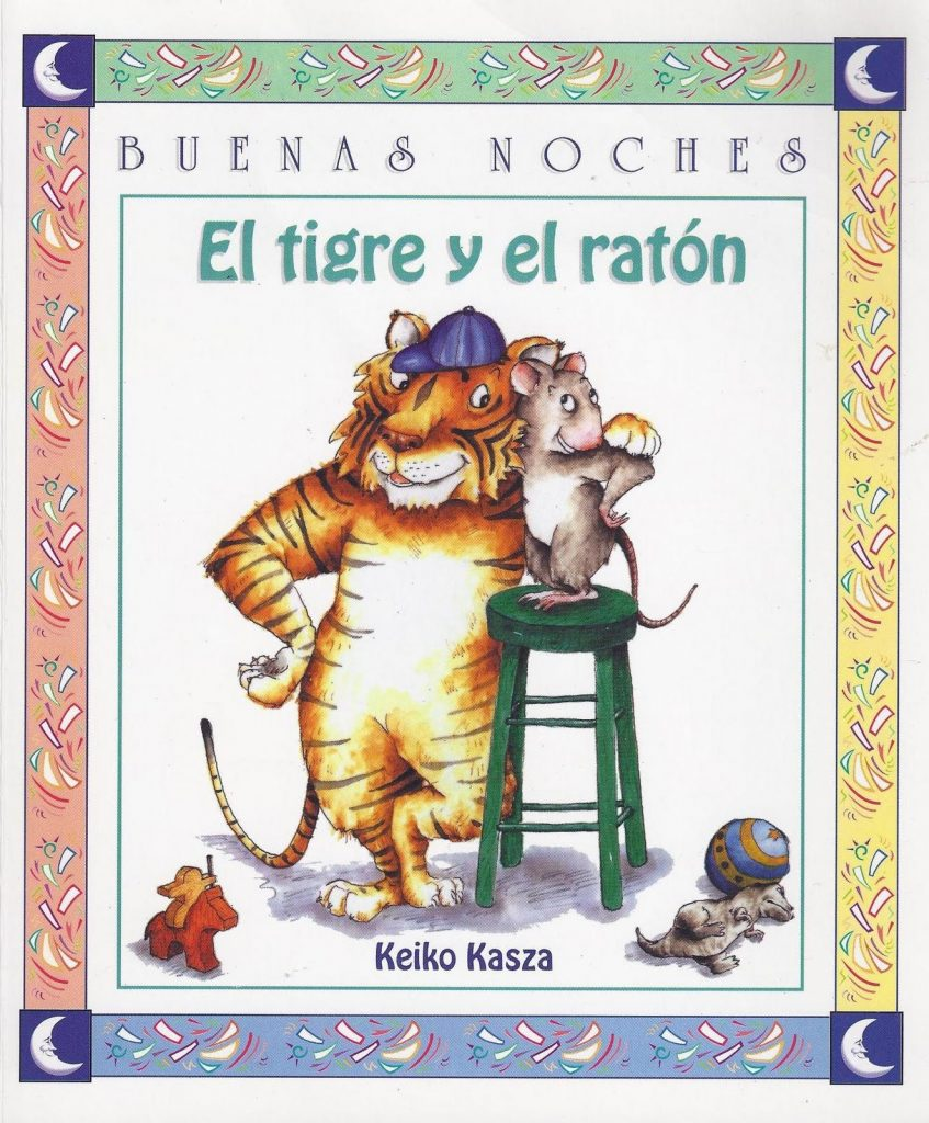 El Tigre y el Ratón (Audiolibro). [Reseña]