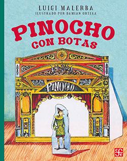 Pinocho con botas. [Reseña]