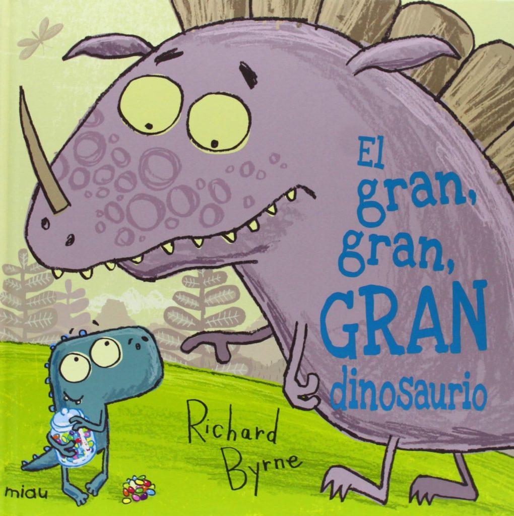 El gran, gran, gran dinosaurio. [Reseña]
