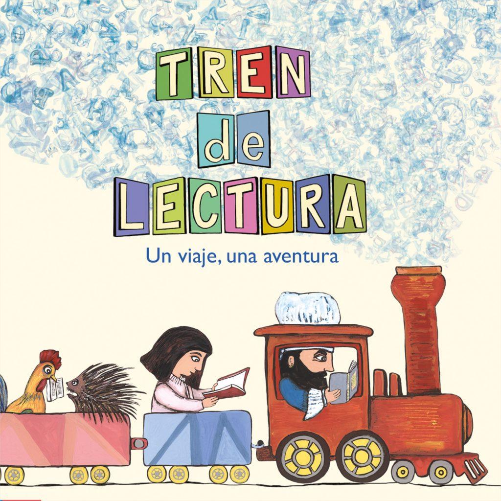 Tren de lectura. Un viaje, una aventura. [Reseña]