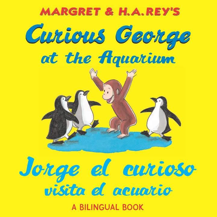 Jorge el curioso visita el acuario. [Reseña]
